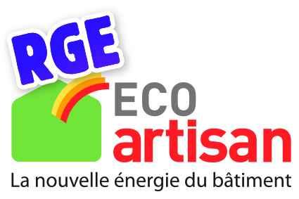 """Résultat de recherche d'images pour """"logo rge eco artisan officiel"""""""